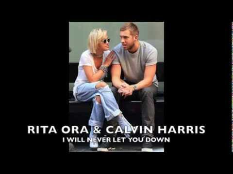 Rita Ora & Calvin Harris - I WILL NEVER LET YOU DOWN (NEW SONG)