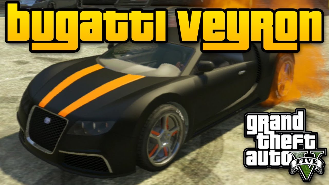 bugatti veyron in gta 5 location grand theft auto 5 gta 5 how to get the bugatti veyron. Black Bedroom Furniture Sets. Home Design Ideas
