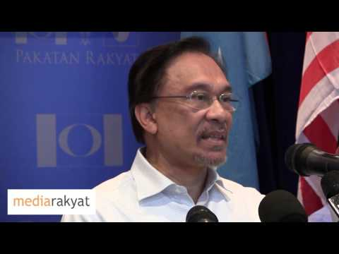(MH370) Anwar Ibrahim: Disgusted With Najib Refusing To Respond To Questions On MH370 Disappearance