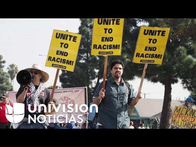 Activistas aprovechan el homenaje a Martin Luther King Jr. para exigir respeto a los inmigrantes