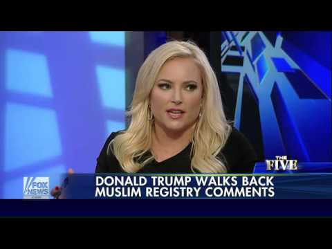 Critics pounce on Donald Trump's 'Muslim registry' comments