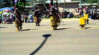 Mescalero Crown Dancers