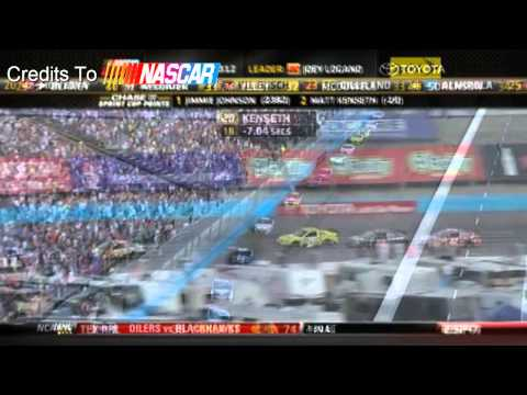 2013 AdvoCare 500 Juan Pablo Montoya Highlights From Phoenix