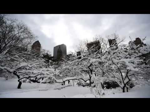 New Year 2014 storm brings snow to NYC, Boston weather forecast Dec 3, 2014