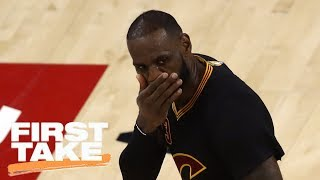 Where Will LeBron James Go As A Free Agent?   First Take   June 7, 2017