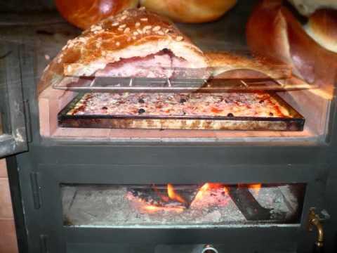 Forno a legna per pizza agrigento sicilia youtube - Forno pizza casa legna ...