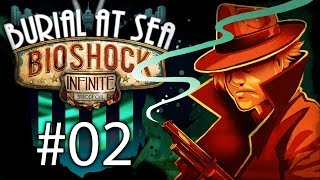 Bioshock Infinite Burial At Sea DLC (Episode 1) Gameplay