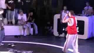 Brock Vs Invert (Semifinal) [FINAL NACIONAL BDLG 2008