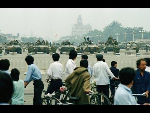 Thảm sát Thiên An Môn 04/06 qua lời kể các nạn nhân