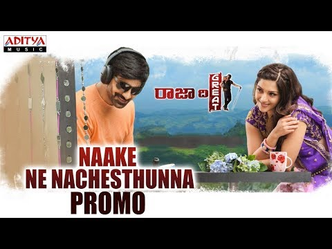 Naake-Ne-Nachesthunna-Song-Promo---Raja-The-Great