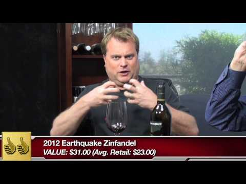 Thumbs Up Wine Review:  This 2012 Earthquake Zinfandel came from vines that were planted in Lodi in around 1906, the same year of the great earthquake in San Francisco (which is where the wine gets its name).  Well it's no shocker (pun intended) that this Zin is phenomenal.  A $31 value that you can grab for $23.  Click below and download our free wine review app, and you'll always find the best bottles when you're shopping in the wine aisle: iPhone: https://itunes.apple.com/us/app/wine-finder-by-thumbsupwine.com/id537442643?mt=8 Android: https://play.google.com/store/apps/details?id=com.thumbsupwine.ads Windows Phone: http://www.windowsphone.com/en-us/store/app/winefinder/d80430af-75e1-4090-abe5-131ce10469d6 Windows: http://apps.microsoft.com/windows/en-us/app/a6d01b26-96df-46b9-9739-bbba03b0a722  Check out our website: http://www.thumbsupwine.com/  For advance notice on new wines and to win prizes: Like us on Facebook: https://www.facebook.com/ThumbsUpWineReview Follow us on Twitter: https://twitter.com/ThumbsUpWine
