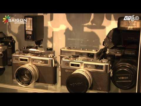 Góc lạ quen Số 35 - Bộ Sưu tập máy ảnh của anh Huỳnh Phú Thạnh