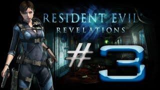 Resident Evil Revelations Parte 3 HD Portugues