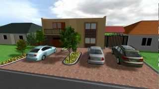3D prezentácia predzahrádky - ABW Kráľovská