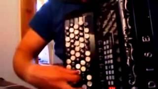 [Glass Prison Arpeggios On Electric Accordeon] Video