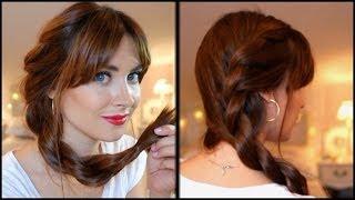 Como hacer un peinado fácil para diario