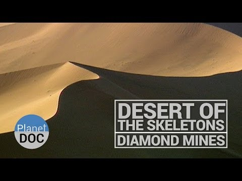 Desert of the Skeletons. Diamond Mines | Tribes - Planet Doc Full Documentaries