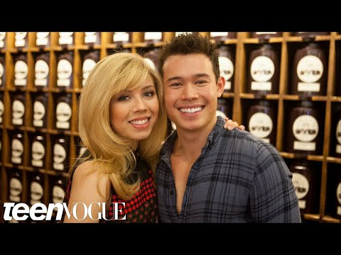 Spending the Day with Jennette McCurdy and Her Bestie Colton Tran -- Besties -- Teen Vogue