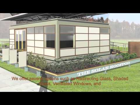 Team New York's Solar Decathlon 2011 Video Walkthrough