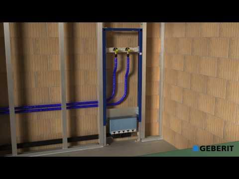 Geberit Duofix - instalacja, montaż