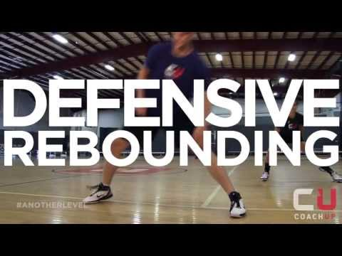 Basketball Tips: How To Rebound On Defense