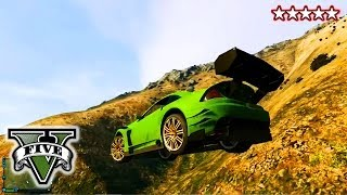 GTA 5 CUSTOMIZING CARs!!! GTA Stants & Jumps!! Grand