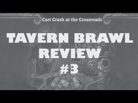 Hearthstone: Tavern Brawl Review #3 + Another Legendary in a pack