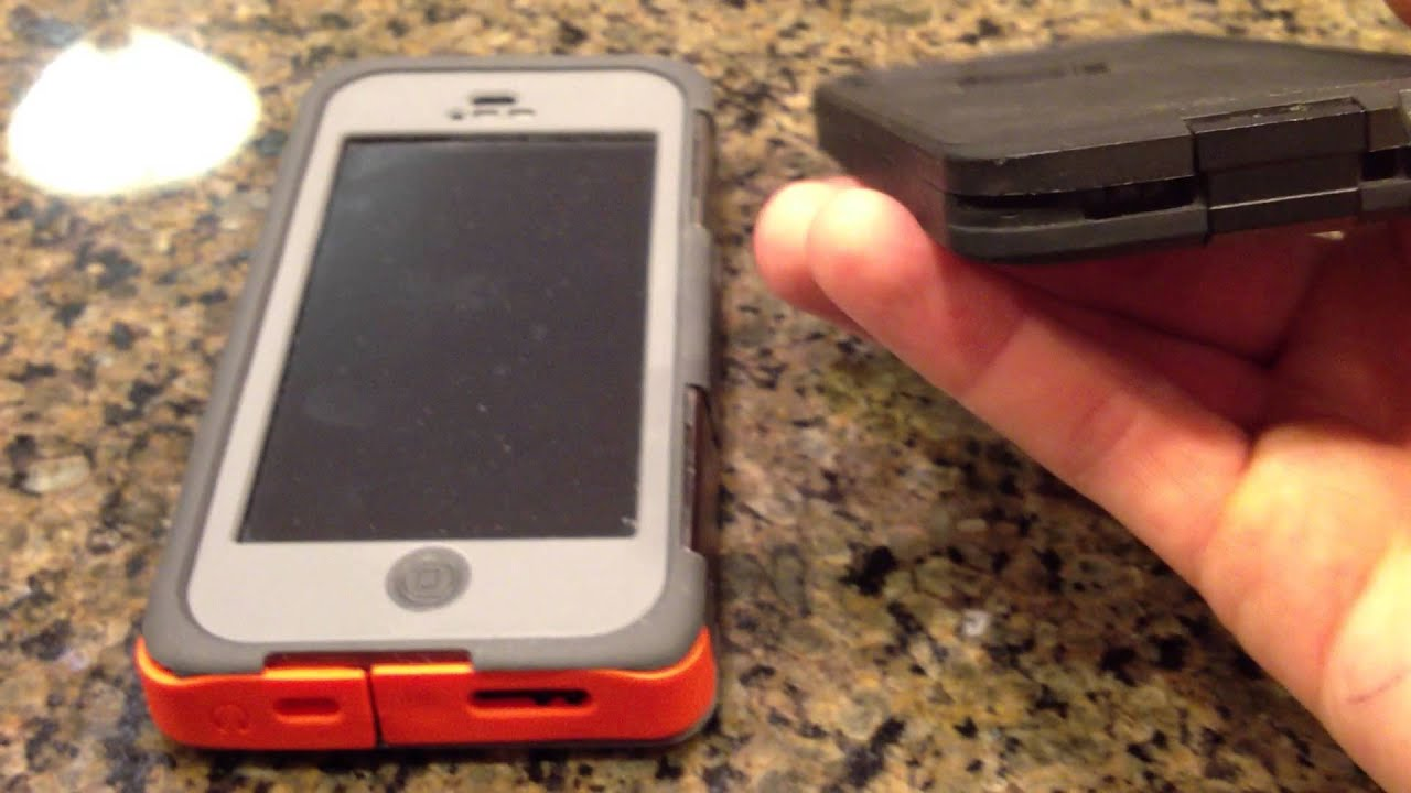 Lifeproof vs otterbox which case is better youtube