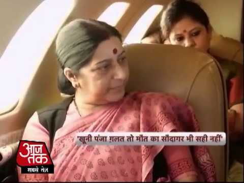 Seedhi Baat: Allegations against Narendra Modi are false congress is just frustrated: Sushma Swaraj