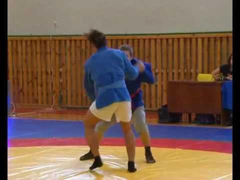 Чемпионат Одесской области по самбо среди ВУЗов