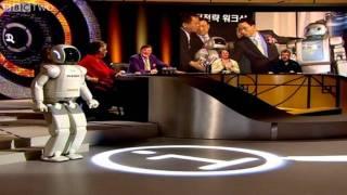 QI: Hello ASIMO!!