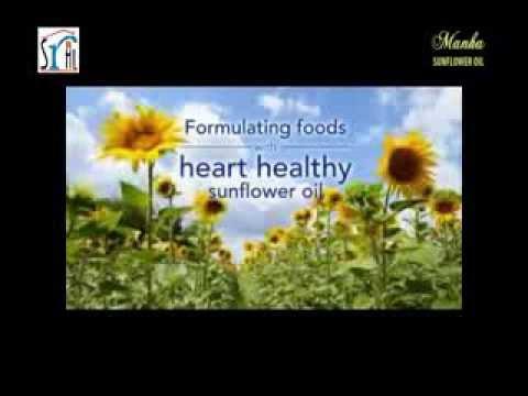 Manha Pure Sunflower Oil Bottle Filling Process