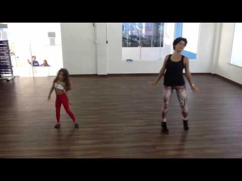 Luna Pietroluongo e Nathalia de Luna - Show das Poderosas ensaio