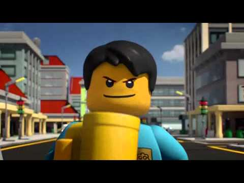 lego city filme youtube