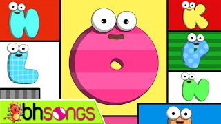 ABC Song - The Alphabet Song lyrics music with lead vocal | Nursery Rhymes  | Ultra HD 4K Video - Duration: 3:37.