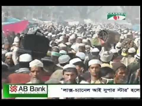 Tablighi Jamaat's Ijtima 2010 in Bangladesh