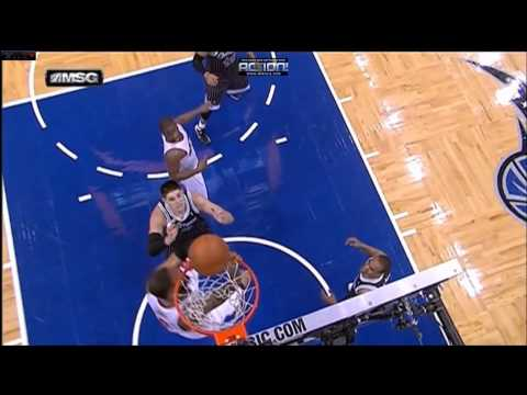 New York Knicks v. Orlando Magic: Basket Inteference