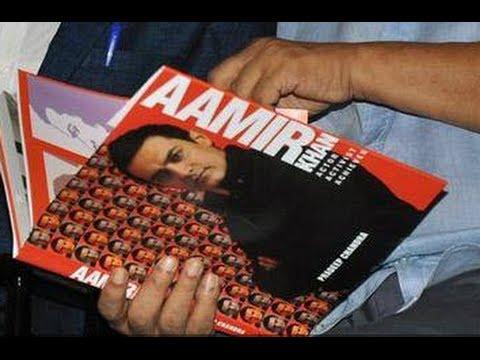 'Aamir Khan Actor, Activist, Achiever' Book Launch | Prahalad Kakkar & Pritish Nandy
