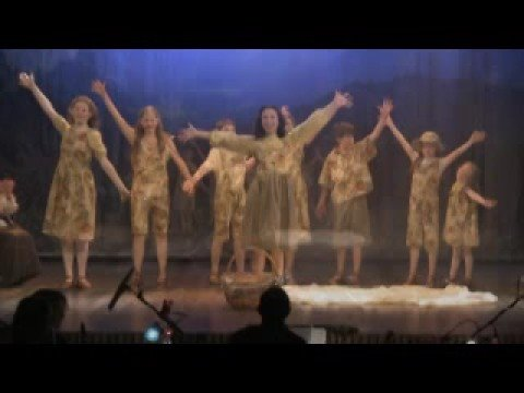 "The Sound of Music ""Gretl's scenes"" 3 of 10"