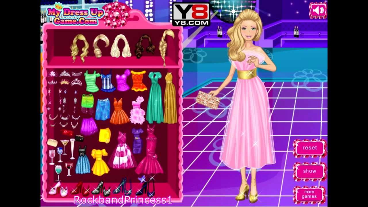 Fine Free Prom Dress Up Games Pictures - Wedding Dress Ideas ...