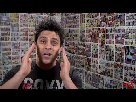 How to EAT a FLY - Ray William Johnson