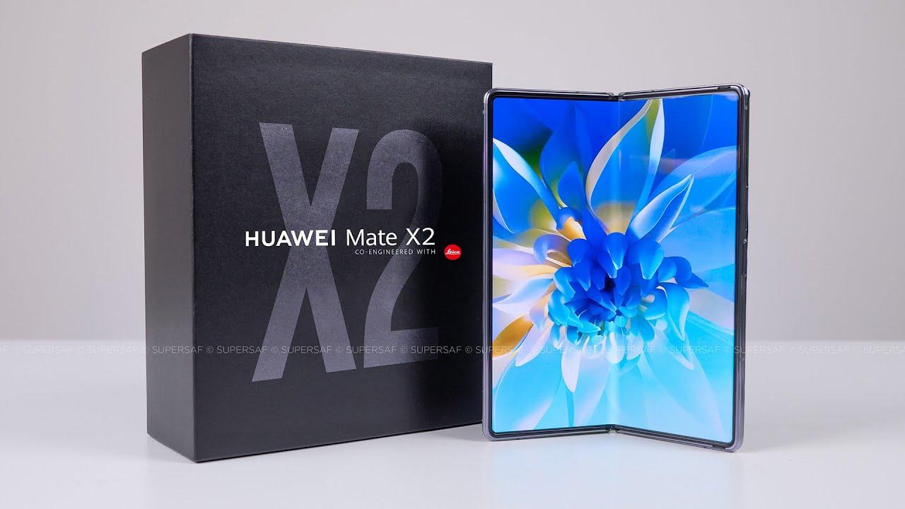 Huawei Mate X2 Impressions