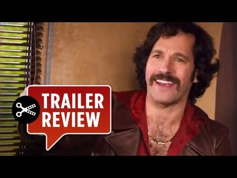 Instant Trailer Review - Anchorman 2: The Legend Continues (2013) - Will Ferrell Movie HD