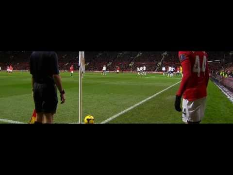 Adnan Januzaj Vs Tottenham EPL (H) HD 720p By Beckert