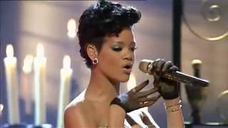 Rihanna Take A Bow (LIVE)