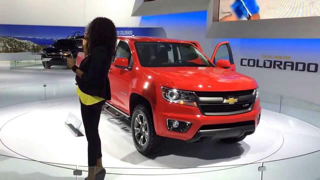 2015 Chevy Colorado Diesel