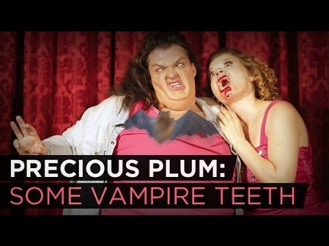 Some Vampire Teeth - Precious Plum