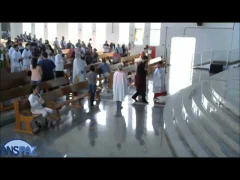 Santa Missa | 25.10.2020 | Domingo | Padre José Sometti | ANSPAZ