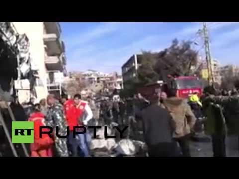 Car bomb kills four in Lebanon's Hermel