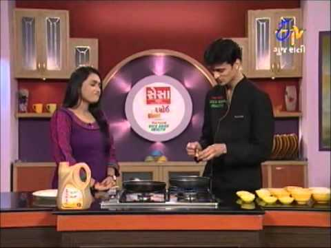 Chef Pranav Joshi on the Rasoi Show, E TV Gujarati - 1
